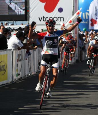 Chileno Luis Mansilla se pierde Londres por dopaje en la Vuelta a Chile