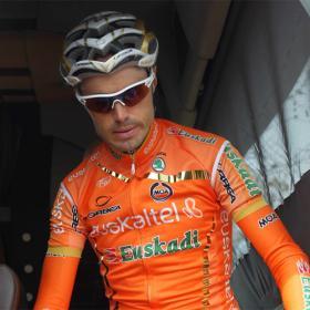 Español Samuel Sánchez gana la sexta etapa de la Volta a Cataluña