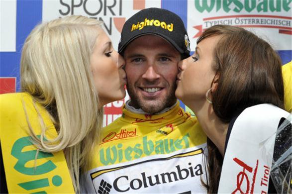 El suizo Michael Albasini (GreenEdge) Campeon de la Vuelta ciclista a Cataluña