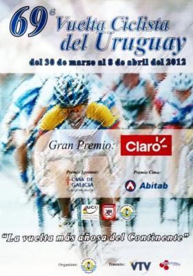 Estadounidense Hanson gana 1ra etapa de Vuelta del Uruguay