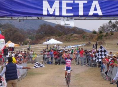 Explosivas finales en el cierre del Campeonato Panamericano de Mountain Bike 2012