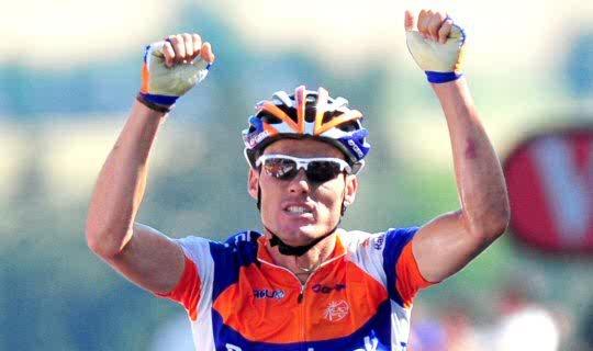 Luis León Sánchez gana en Ávila 2da etapa de la Vuelta Castilla y Leon