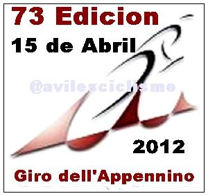 Nomina de Equipos y Corredores del Giro dell'Appennino 2012