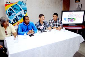 Presentada la XVI Vuelta Ciclística Aragua del 28 de junio hasta el 01 de julio