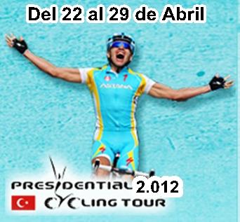 Link en Vivo para ver Online el Tour Presidencial de Turquia del 22 al 29 de Abril