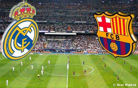 Link en Vivo para ver Online el Partido del Futbol Español Barcelona / Real Madrid