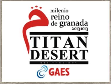 Todo listo para la Titan Desert del 29 de Abril al 4 de Mayo