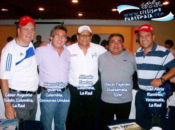 Link en Vivo para escuchar la Transmision Radial Online la Vuelta a Guatemala 2012