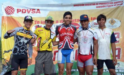 """Monaguense Cruz Lopez se titulo Campeon de la IV Válida de Ciclismo Todo terreno """"La Orejana 2013"""""""