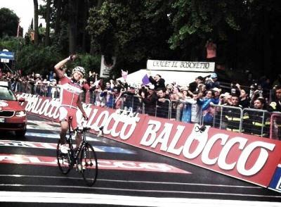 Giro de Italia: Ruso Maxim Belkov gana la 9ª etapa