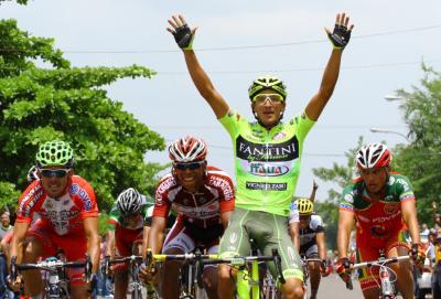 Jonathan Monsalve ganó el corre por la vida de Portuguesa