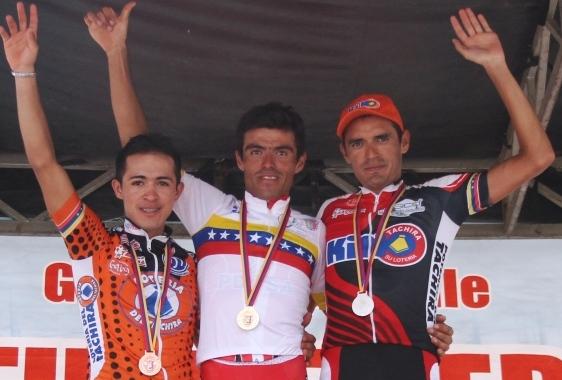Resultados Campeonato Nacional de Ruta Merida 2013