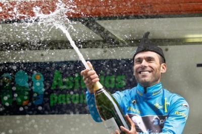 Español Alejandro Marque (OFM-Quinta da Lixa) Campeon de la 75ª Vuelta ciclista a Portugal