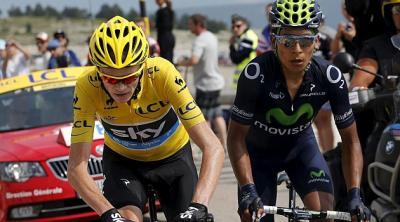 Chris Froome y Nairo  Quintana ganan el premio Vélo d'Or 2013