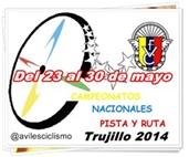 Transmision Radial Campeonato Nacional de Ciclismo de Pista y Ruta Trujillo 2014