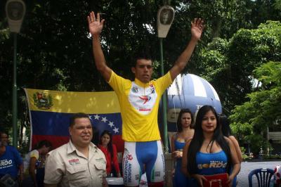 Josvan Rojas (Kino Tachira) gano la ultima Etapa y Carlos Galvis (Androni Venezuela) se titulo Campeon de la Vuelta a Trujillo/ Resultados Oficiales Completos + Fotos