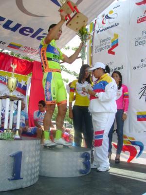 Continúa la hegemonía del equipo Neri Sottoli Ale/ Francesco Chicchi venció en IX etapa de Vuelta a Venezuela/ Resultados Oficiales