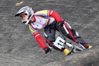 Venezolana Stefany Hernández lista para su cuarto Mundial de Bicicross  este fin de semana en Holanda