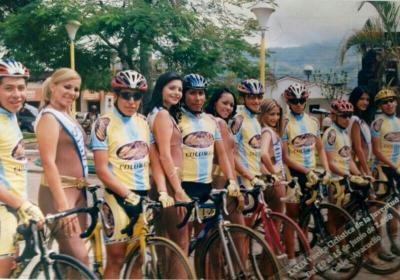 Invitados Colombia, México, Bolivia y Cuba  a la XLVI Vuelta de la Juventud en Bicicleta