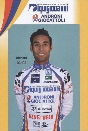 Androni Sidermec: En Recuerdo de Richard Ochoa