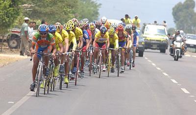 La selección de Chile se suma al pelotón de la Vuelta al Zulia