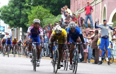 Gil Cordobés le gana la séptima etapa a Jesús Pérez en final electrizante
