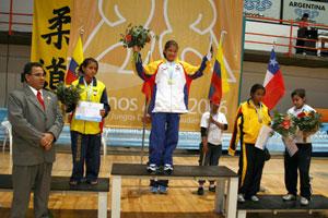 Venezuela arropó a Argentina y domina el medallero Odesur