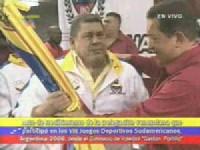 Decretado Ministerio del Deporte por el Presidente Hugo Chavez
