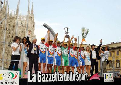 Selle Italia confirmado para la tradicional Vuelta al Táchira