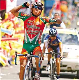 Nomina de la  42 Vuelta Ciclista a Costa Rica