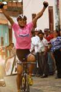 Wl novato Juan Ruiz gana la III etapa de la Vuelta a Bramon