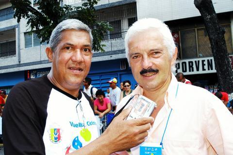 Venezuela participará con equipo continental de ciclismo