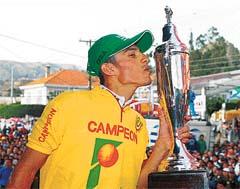 Colombiano Francisco Colorado gana la VIII Etapa de la vuelta a Costa Rica