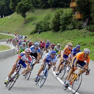 La Vuelta Ciclista a España 2007 centra la dureza montañosa en los primeros diez días