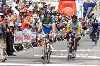 Resultados V Etapa XLII Vuelta ciclista al Tachira