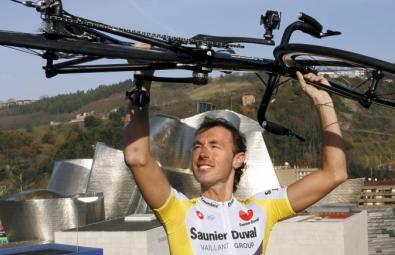 Iban Mayo debutará en el Giro de Italia para preparar el Tour de Francia