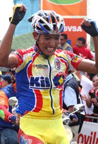 Resultados VII Etapa Vuelta Ciclista al Tachira.