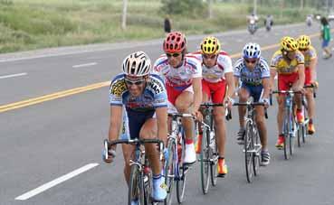 Resultados VII etapa Vuelta a San Juan