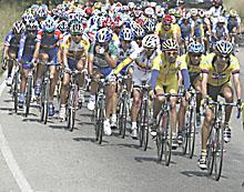 Cesar Salazar gana la XI etapa Vuelta al Tachira