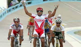 Juan Pablo Dotti se alzó con la etapa