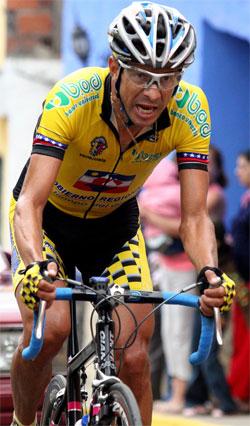 Colombiano Buenahora se coronó campeón de la Vuelta ciclista al Táchira