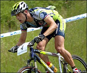 Hermida, el líder de la selección española para el Mundial de ciclocross