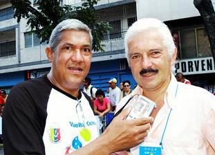 Antony Brea y Diquigiovanni-Selle Italia,  filial de Venezuela, al Giro de Malasia