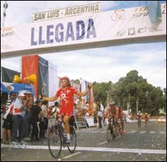 Resultados V Etapa Tour de San Luis