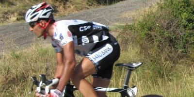 Haedo es el mejor argentino en la Vuelta a España