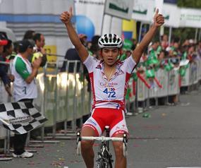 Fabio Duarte comandará al Colombia es Pasión-Café de Colombia-472 en la Vuelta Indeportes Cundinamarca