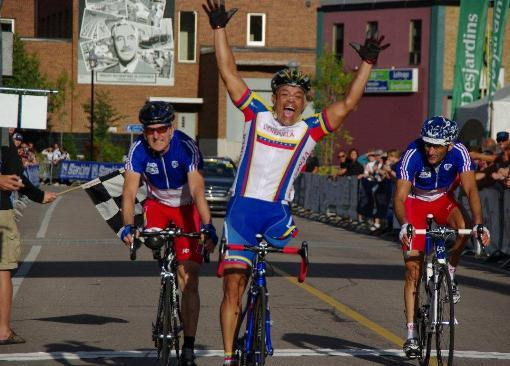 Remenbranzas del Campeon Mundial de ciclismo Paralimpico Victor Hugo Garrido Marquez