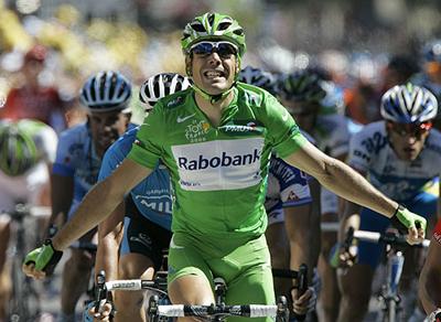 Freire se retira de la Vuelta pensando en el Mundial