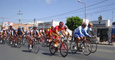 Del 7 al 10 de octubre se Correra la III Vuelta Ciclistica Internacional al Estado Bolivar, Categoria master
