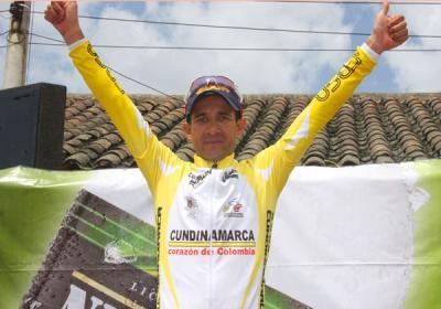 Libardo Niño Campeon de Cundinamarca